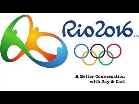 A Better Conversation 13: Rio Olympics Edition (08-01-16) - Better Radio 88.5