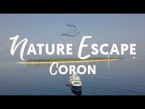 Emerging Trend To Travel The Philippines: Nature Escape - Coron!