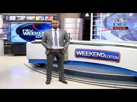 LIVE: NTV Weekend Edition with Mark Masai