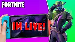 🔴 Best Fortnite Nintendo Switch Player // FORTNITEMARE // 850 Wins // Solo Matches + Tips!!