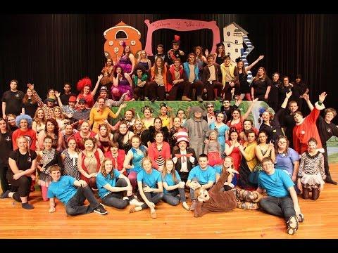 Tamaqua area Drama club presents - Seussical the musical - ACT 1