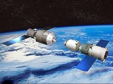 Tiangong-1 space station is out of control and will crash back to Earth in 2017