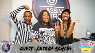 Lesego Tlhabi speaks on #CoconutKelz and how she became a writer on #LegendaryBreakfast
