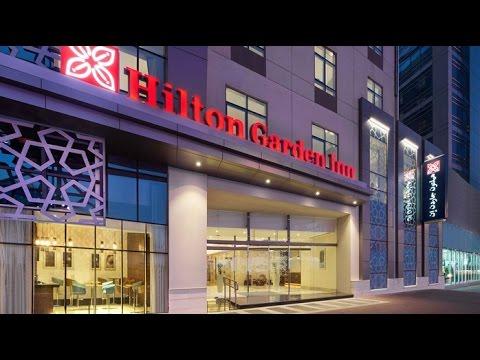 Hilton Garden Inn Dubai Al Muraqabat Dubai Hotels Uae Youtube