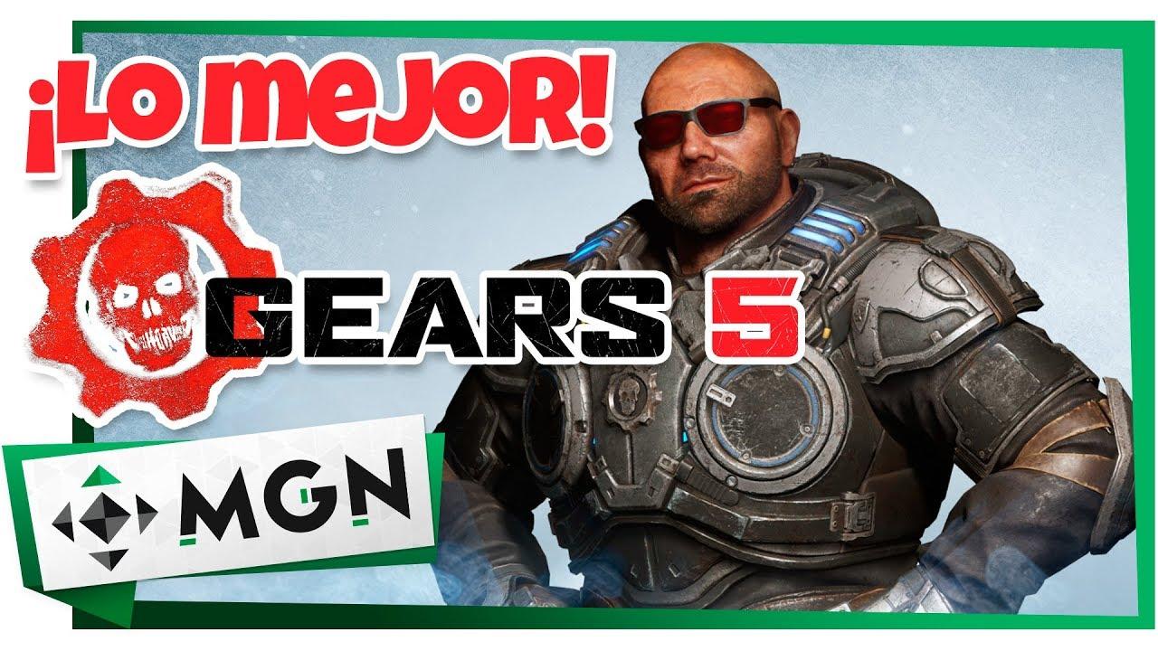 5 Mejores Cambios y Modos de Juego en Gears 5 | MGN