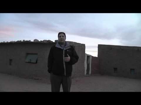 Sahrawi Refugee Delegation 2010: Home Stay and Sunrise in Smara Refugee Camp