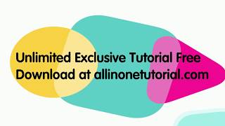 Unlimited Exclusive Tutorial Download at allinonetutorial.com