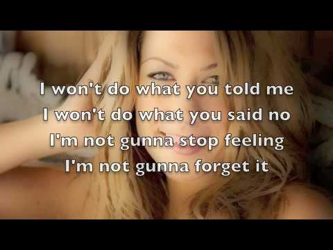 I Won't by Colbie Caillat Lyrics
