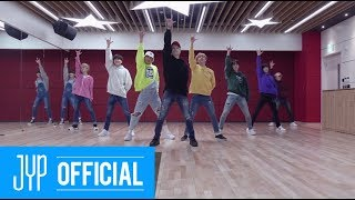 "Stray Kids ""Get Cool"" Dance Practice (Full Cam Ver.)"