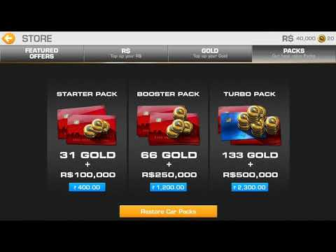 Hack Real Racing 3 Very Easily Updated
