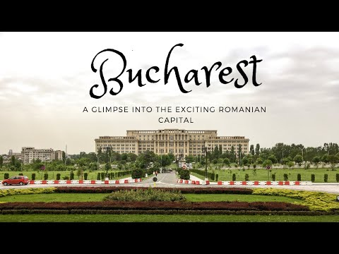 Bucharest -  a glimpse into the exciting Romanian capital