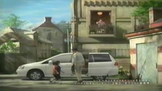 日産 リバティー CM 2 RIKACO 渡部篤郎 夫妻(当時) Nissan Liberty Comm...