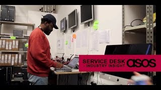 ASOS and Service Desk - Industry Insight