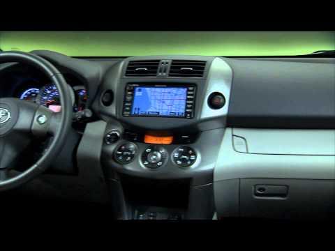RAV4 EV Running Footage