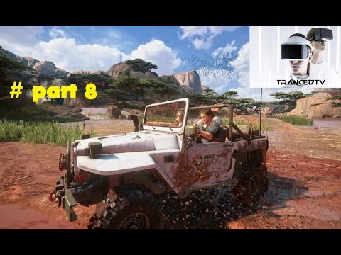 """Uncharted 4 A Thief's End let´s Play part 8  """"Wahre Liebe.!""""/  Trance17TV"""