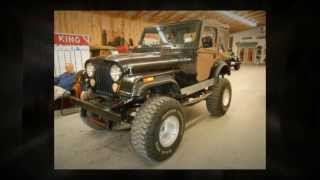 1977 Jeep CJ5 Golden Eagle for Sale
