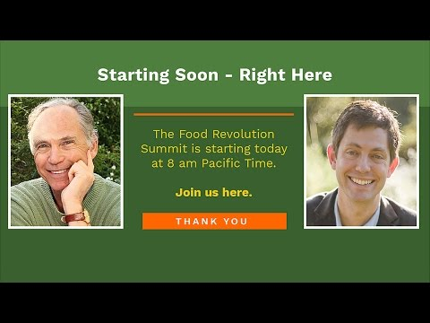 Food Revolution Summit 2017 - Day 2: Preventing and Beating Cancer