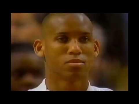 NBA on NBC Intro - 1995 NBA Playoffs - Magic vs. Pacers Game 6