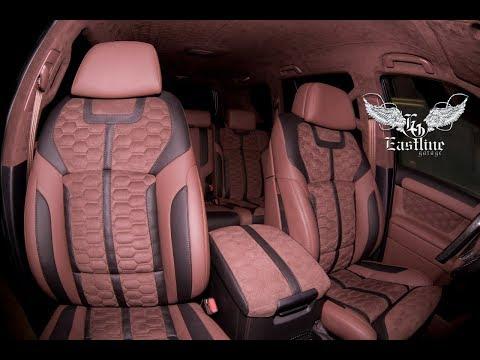 Toyota Land Cruiser Prado - Тюнинг салона в Eastline-Garage