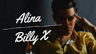 Billy-X - ALEENA (Lyrics Video)