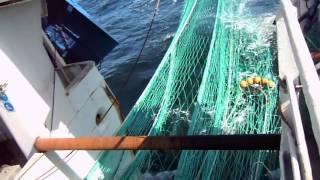 R/V Dr Fridtjof Nansen - How the trawl works