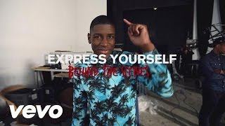 Labrinth - Express Yourself (Behind The Scenes)