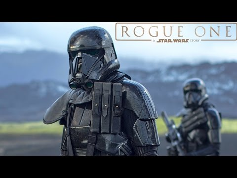DEATH TROOPERS - Rogue One a Star Wars Story