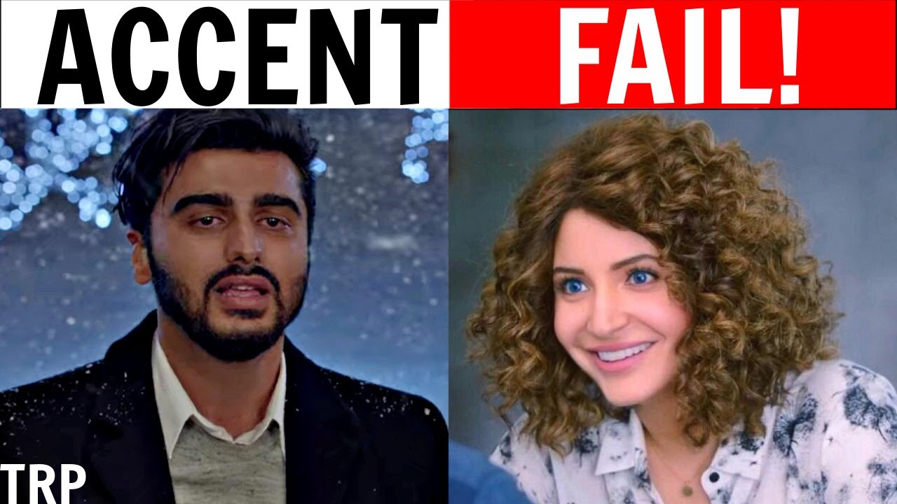 The Worst Bollywood Accents Ever Seen In Movies