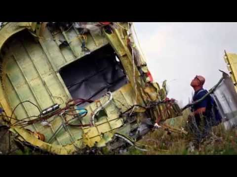 Kiev says rocket blast downed MH17, Dutch probe says info 'premature'