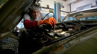 Water Pump Issues In The Jaguar XJ - Wheeler Dealers