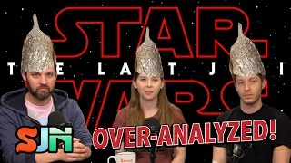 Last Jedi Footage (OVER-ANALYZED): Wait, There's A LIGHTSABER In The Movie?!?!?!
