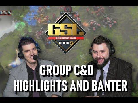 Tasteless and Artosis - GSL 2018 Season 3 Code S RO16 Group C&D - Highlights and Banter