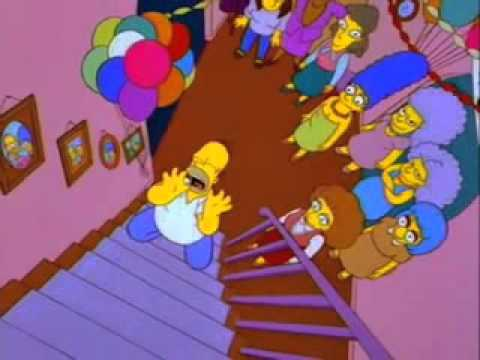 The Simpsons: NOOOOOOOOOOO!