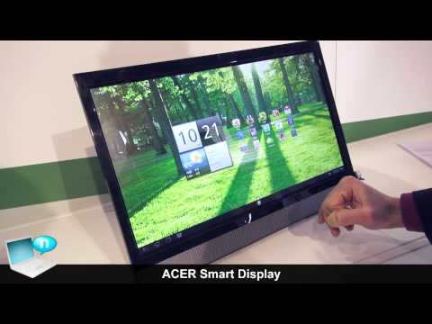 ACER Smart Display DA220HQL, tablet all-in-one Android