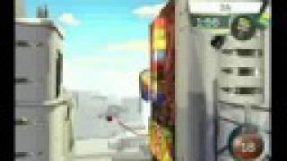 de Blob (Wii) - Paint Challenge: Billboards