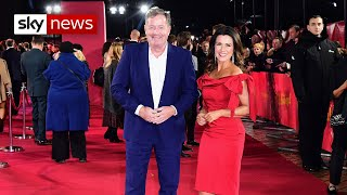 Piers Morgan leaves Good Morning Britain