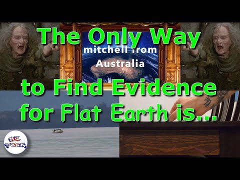 The Only Way to Find Evidence for Flat Earth is... thumbnail