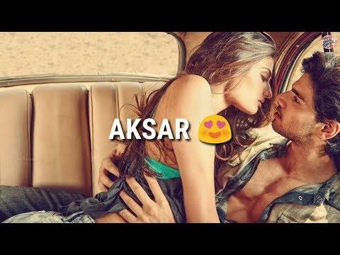 💋Labo Pe AKSAR mere👦    Oh Humsafar New Version    Love WhatsApp Status