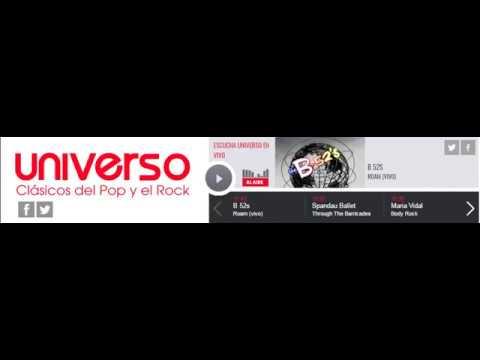 Radio Universo 93.7 Fm De Santiago De Chile 25 - Abril - 2017