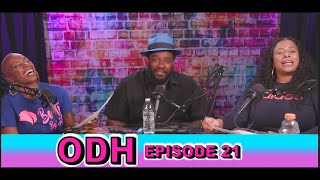 Can't Cancel Corey, Moving In With Bae, 25 Year Old Virgin! | ODH | Ep 21: COREY HOLCOMB| All Def