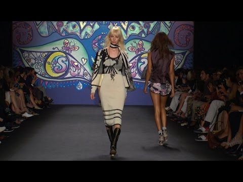 Anna Sui Spring/Summer 2015 Runway Show