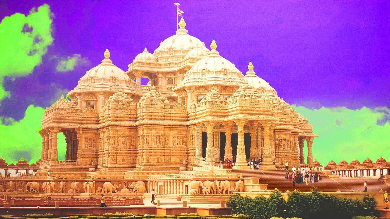 temples india
