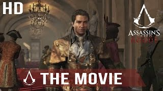 Repeat youtube video Assassin's Creed Rogue - The FULL Movie
