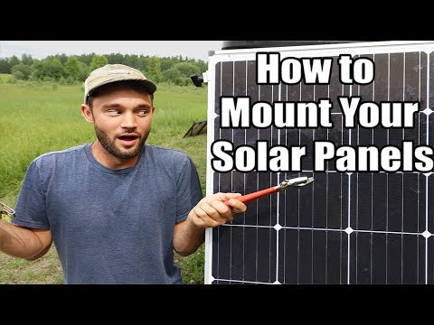 How to Mount Your Solar Panels