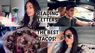 LETTERS FROM THE KAVARI KREW+ THE BEST TACOS!!