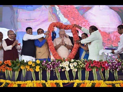 PM Modi Unveils Schemes for Tribal Development