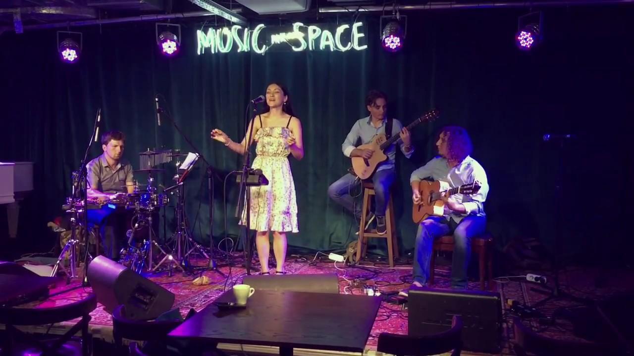 Іванка Червінська & Gypsy Lyre - Вербовая дощечка (live)