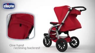 Коляска Chicco Trio Activ3(Коляска трио Activ3 - это новая спортивная и динамичная коляска для активных родителей. Коляска Activ3 функционал..., 2014-02-04T13:55:04.000Z)