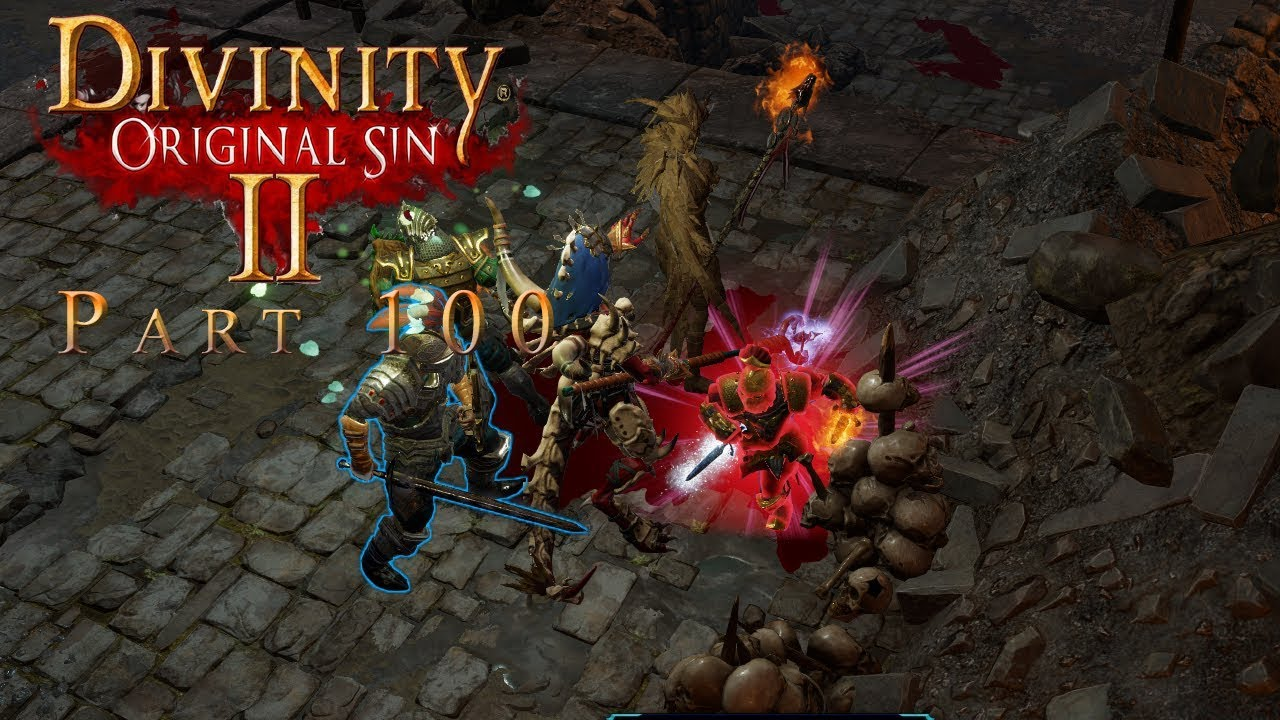 Let's Play Together Divinity: Original Sin 2 - Part 100 - Endkampf gegen  Murga