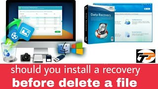 Why should you install a recovery Software in your pc